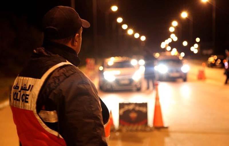 700 كلغ مخدرات داخل سيارة ببني مكادة يسقط 'بزناس' وصديقته في طنجة