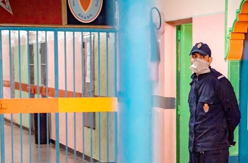 المندوبية تعلن خلو كافة سجون المملكة من كورونا وتقرر استمرار الزيارات العائلية