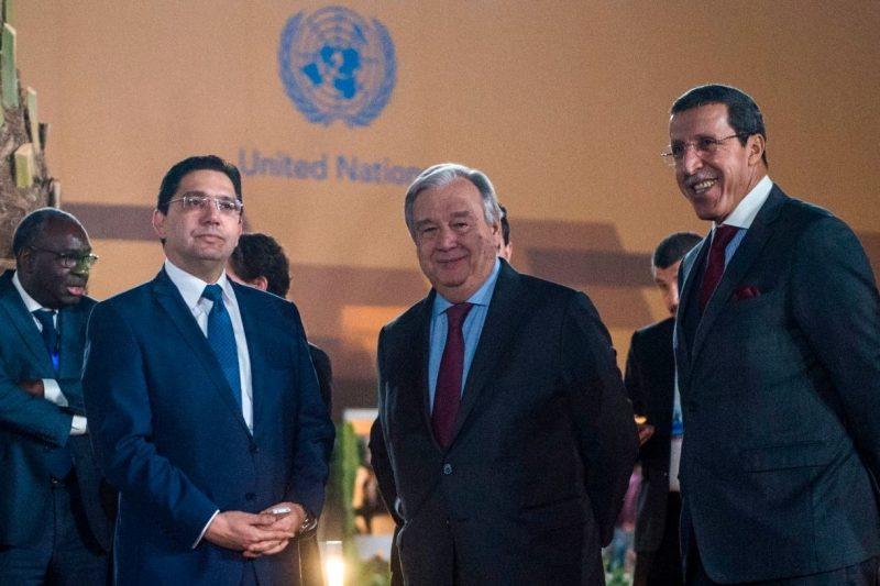 الأمين العام للأمم المتحدة يستنكر العوائق التي يضعها انفصاليو 'بوليساريو' أمام المينورسو