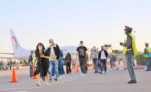 رحلة من بروكسيل. عشرات المغاربة يلتحقون بالوطن بعدما علقوا لأشهر ببلجيكا