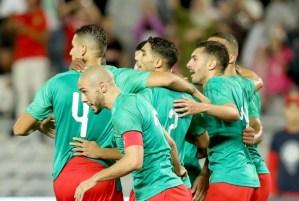 تصنيف الفيفا   المنتخب المغربي يرتقي إلى المركز الـ33 عالمياً