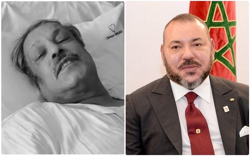الملك يعزي في وفاة الراحل الشناوي: فقدنا قامة فنية كبيرة ورائدة في المسرح المغربي