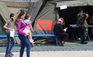 المغرب يعلن جاهزية المستشفى الميداني لإغاثة التوانسة ضد كورونا