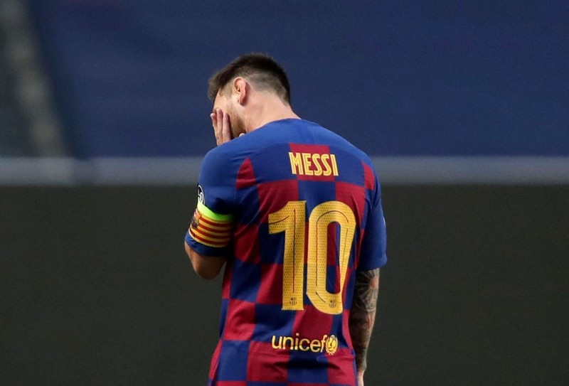 بعد رحيل 'البرغوث' الأرجنتيني.. رئيس 'البارصا': قمنا بما هو أفضل لمصلحة النادي
