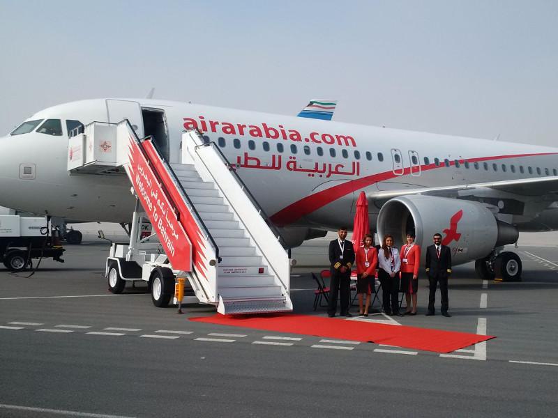 """""""العربية للطيران المغرب"""" تواصل رحلاتها الجوية الاستثنائية"""