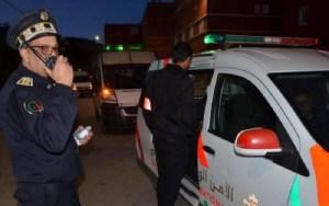 مراكش. توقيف 20 شخصاً في خرق للطوارئ الصحية بمحل سري للقمار