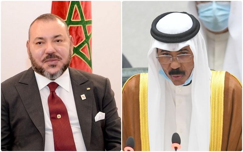 الملك يراسل أمير الكويت للتعزية في وفاة الشيخة بدرية الصباح