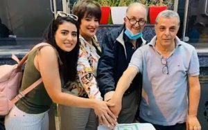 محمد الجم يصور 'زواج سي طيب'