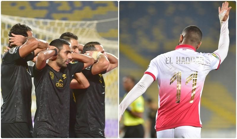 مدرب الأهلي يحذر لاعبيه من مباراة الإياب أمام الوداد