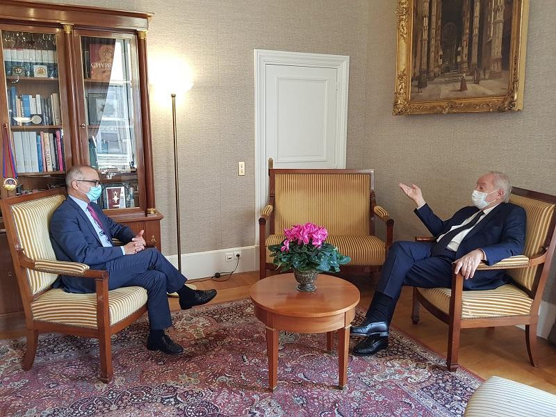 قضية الكركرات. رئيس لجنة الدفاع الفرنسي: باريس تقف إلى جانب المغرب كأفضل حليف لها في إفريقيا