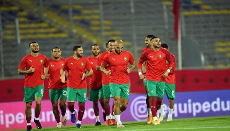 بعثة 'الأسود' تنتظر قرار FIFA للعودة إلى المغرب دون خوض مباراة غينيا