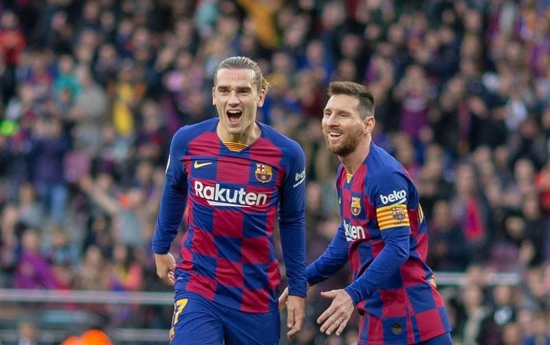 برشلونة يعلن عن قادة الفريق الكاتالوني بعد رحيل ليونيل ميسي