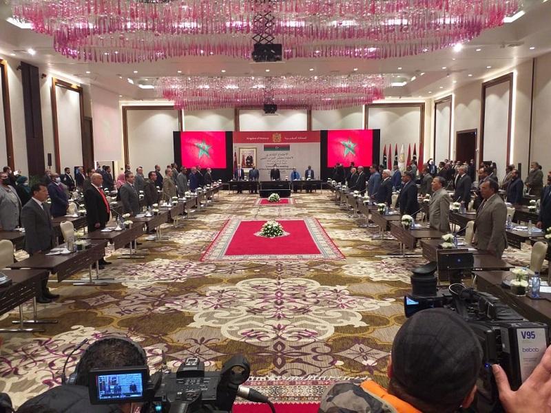 الفرقاء الليبيون يتفقون بطنجة على إجراء انتخابات رئاسية وبرلمانية وإنهاء حالة الصراع