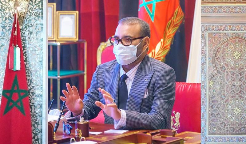 عاجل | الملك يصدر تعليماته بتلقيح جميع المغاربة مجاناً ضد فيروس كورونا
