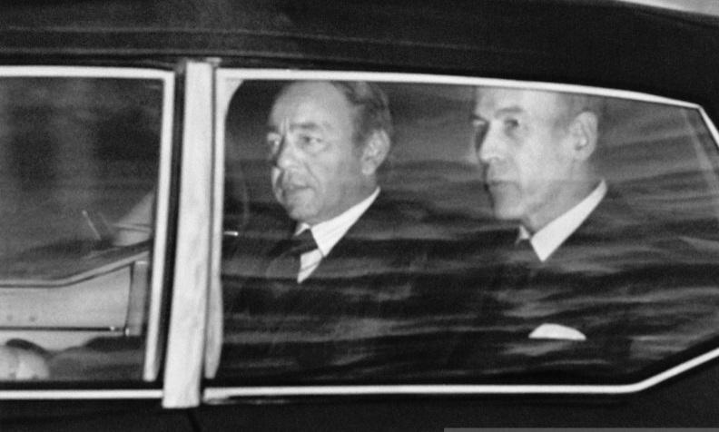 الملك عن وفاة الرئيس الفرنسي ديستان: صديق كبير للمغرب وزيارته تاريخية أيام الحسن الثاني