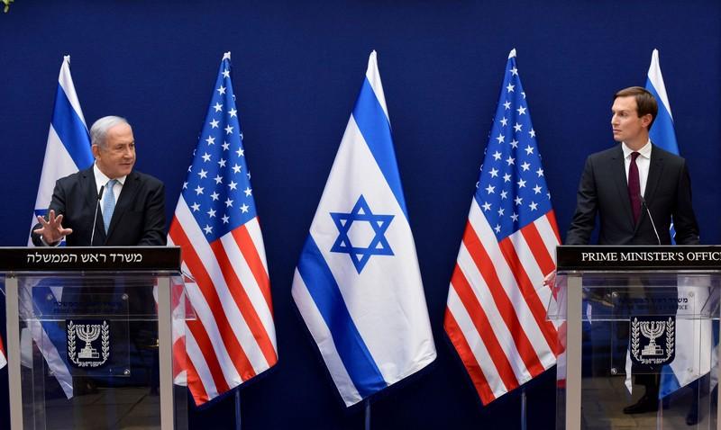 قبل حلوله غدا بالرباط على الطائرة الإسرائيلية.. كوشنر مع نتنياهو: السلام ليس مستحيلاً