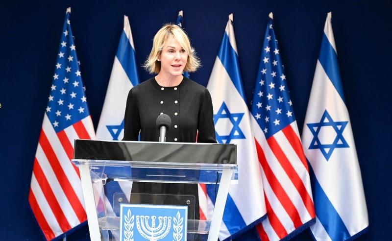السفيرة الأمريكية كرافت: التطبيع العربي مع إسرائيل متواصل.. و2020 سنة السلام