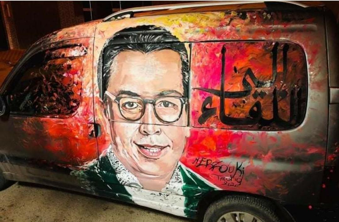 بئر باسمه وتحف فنية تحمل صورته.. مغاربة يكرمون حياة الراحل صلاح الدين الغماري