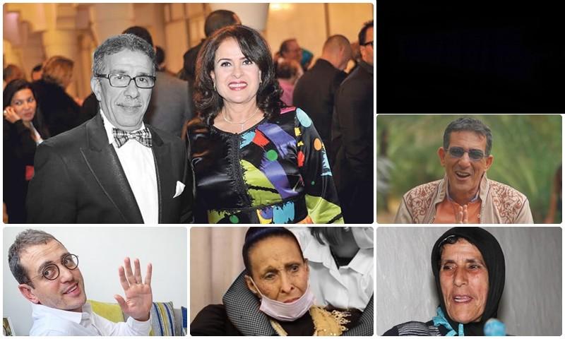 وفاة. اعتزال. طلاق. شبهات.. هكذا عاش فنانون مغاربة عام 2020 وسط الأزمات