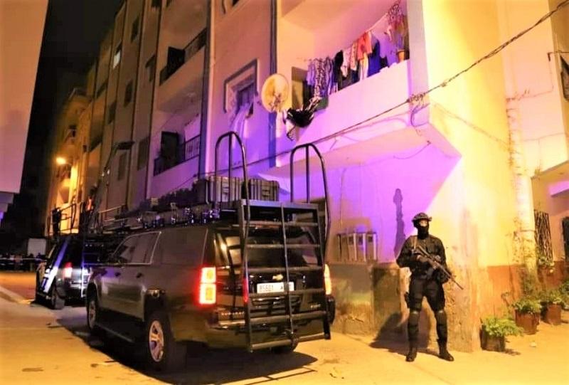 عاجل | اعتقال 3 دواعش بتطوان خططوا لتنفيذ عمليات إرهابية لزعزعة استقرار المغرب (فيديو)