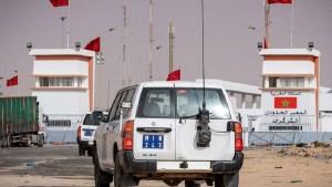 بعد حديث عن قصف استفزازي بالكركرات.. مسؤول مغربي رفيع: لم يُعطّل حركة المرور