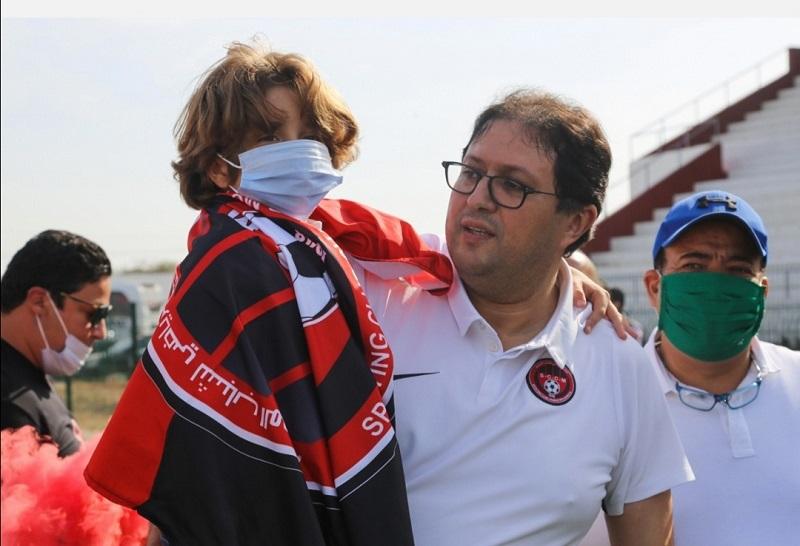 البطولة الوطنية   شباب المحمدية يتعاقد مع المهاجم الإيفواري 'غامين دومينيك'