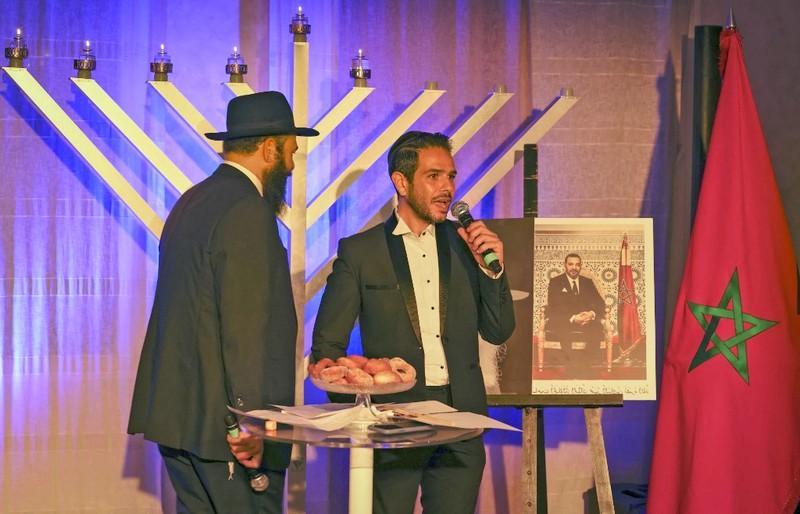 وصفوا عودة العلاقات مع إسرائيل بالمعجزة من الله.. احتفالات خاصة ليهود مغاربة في كازا