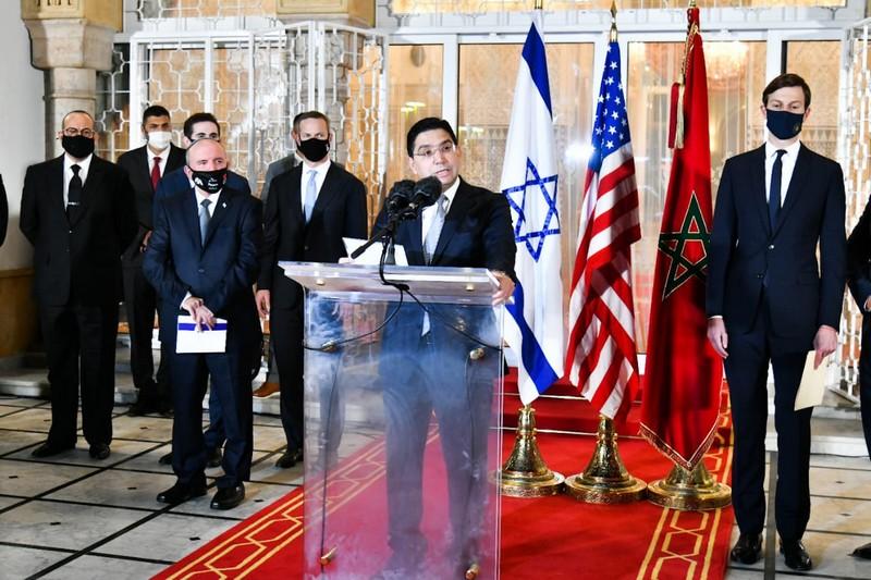 عاجل | إعلان مشترك: المغرب وأمريكا وإسرائيل تدشن عهدا جديدا في العلاقات أساسها دعم السلام والاستقرار