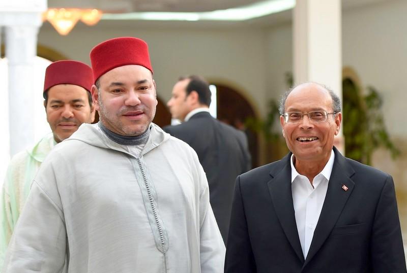 المرزوقي: نظام 'تبون' المتهالك يبيع الوهم لمحتجزي تندوف.. وسقف المغرب يجمع كل الصحراويين