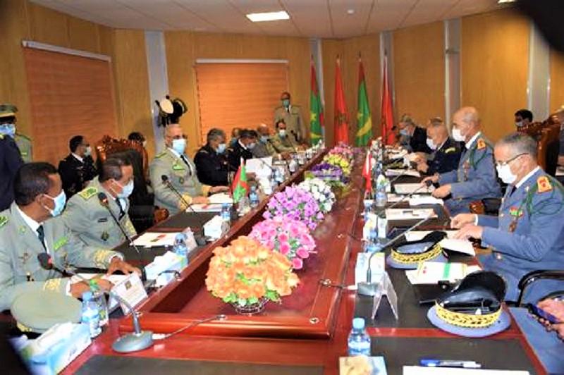 الجنرال الوراق يحل بنواكشوط.. تعزيز التعاون العسكري المغربي ـ الموريتاني على الطاولة