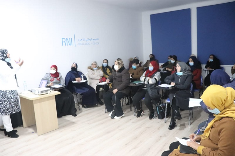 تجمعيات بني ملال تؤطر نساء الجهة في ممارسة القيادة الحقيقية