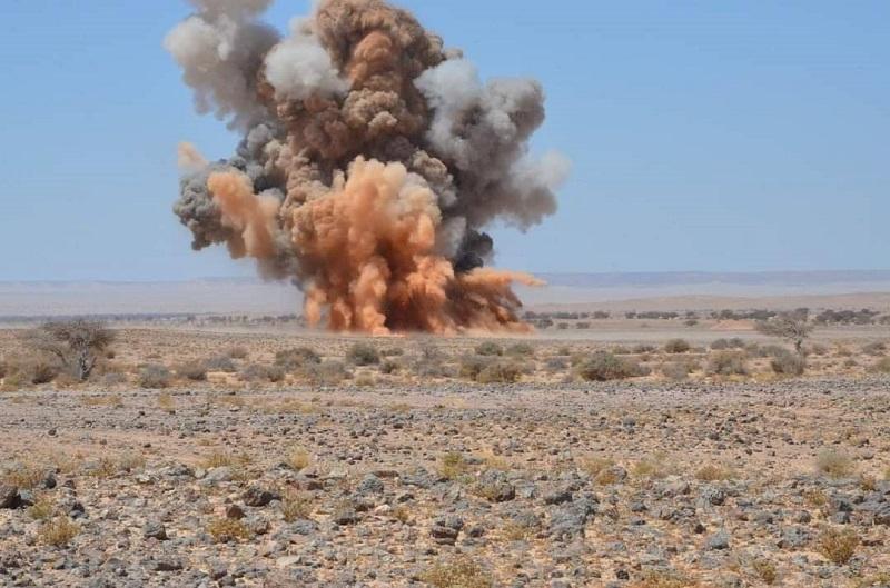 الجيش المغربي يرد على 'تحرشات' عصابة بوليساريو، والحصيلة: 10 قتلى
