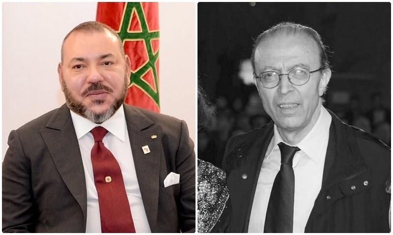 الملك في تعزية صايل: مثقف ومسؤول مقتدر.. وأول من ساهم في نهضة السينما بالمغرب