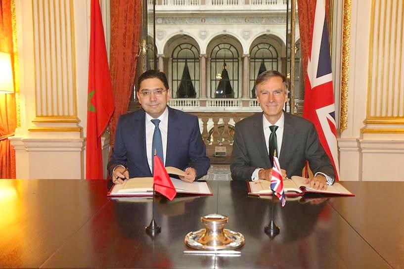 إعلان مشترك: اتفاقية الشراكة بين المغرب وبريطانيا تقوي العلاقات الاقتصادية والتجارية