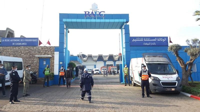 تحت حراسة أمنية مشددة.. المغرب يستعد لاستقبال الجرعات الأولى من لقاح كورونا (صور)