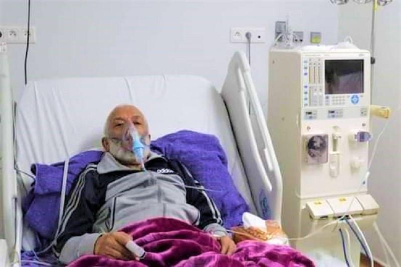 الممثل الأمازيغي القدير الحسين برداوز يمر من أزمة صحية شديدة