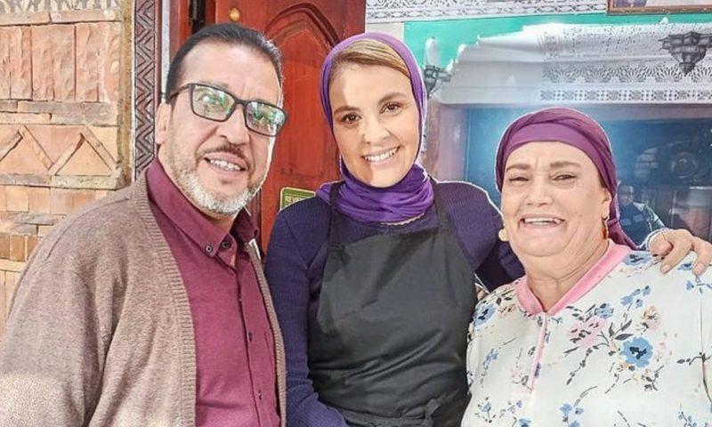 فاطمة خير وداداس وآخرون في 'أولاد العم'