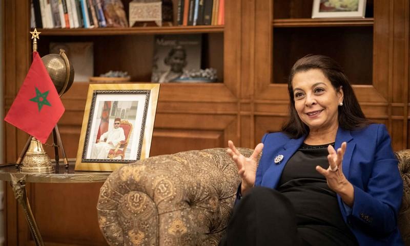 السفيرة بنيعيش: المغربيات كن ولا زلن في الصفوف الأمامية من المعركة ضد كورونا