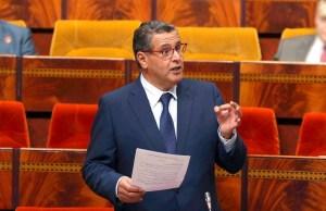 بالأرقام. أخنوش: المغرب لا يعاني نقصاً في الأمن الغذائي والفلاحة تغطي حاجيات المغاربة