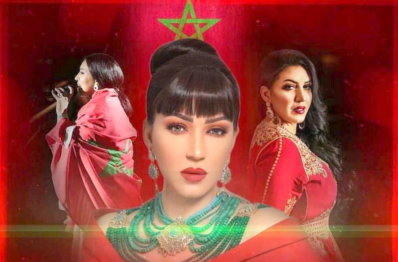 أسماء لمنور تقنع روتانا بـ'عمري وشوقي' و'أغلى من نفسي' في يوم واحد