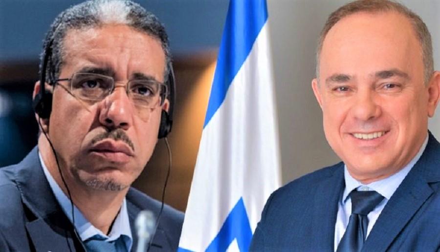 بالصور. الرباح أول قيادي ووزير من 'البيجيدي' يلتقي نظيره الإسرائيلي