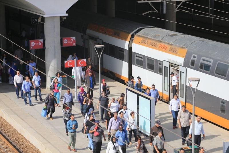 هام للمسافرين.. الـONCF يبرمج أزيد من 200 قطاراَ يومياً بمناسبة عيد الأضحى