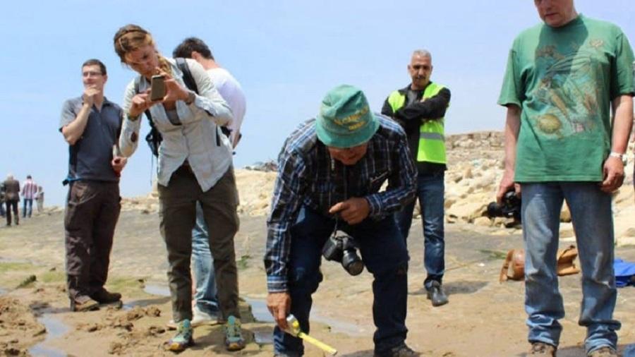 فريق دولي تحت إشراف عالم مغربي يعلن اكتشافاً يعود لـ570 مليون سنة بورزازات