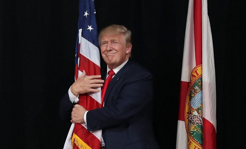 ترامب: سأشارك في الاحتجاجات أمام البيت الأبيض يوم إعلان فوز بايدن رسمياً