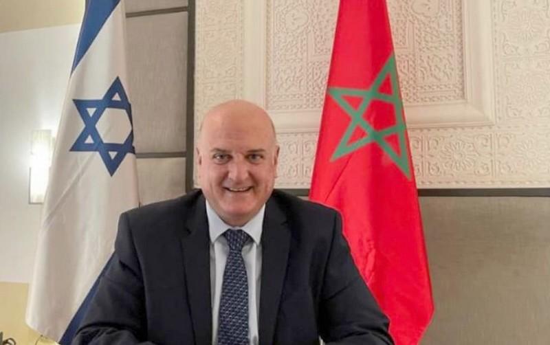 (فيديو) ممثل تل أبيب بالرباط: 'البيجيدي' سيقتنع مع الوقت بعلاقات المغرب وإسرائيل