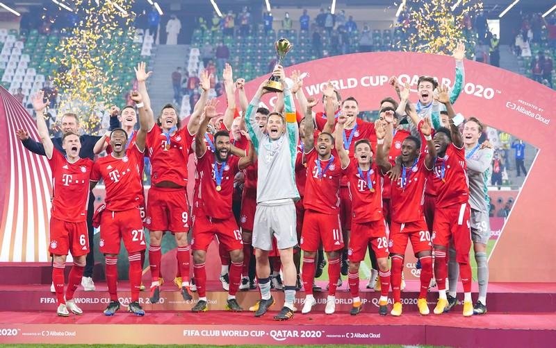 سداسية تاريخية.. البايرن يعيد إنجاز 'موندياليتو مراكش' ويتوج بطلا للأندية من قطر