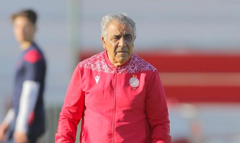 البنزرتي: سنلعب من أجل حسم بطاقة التأهل أمام المولودية الجزائرية