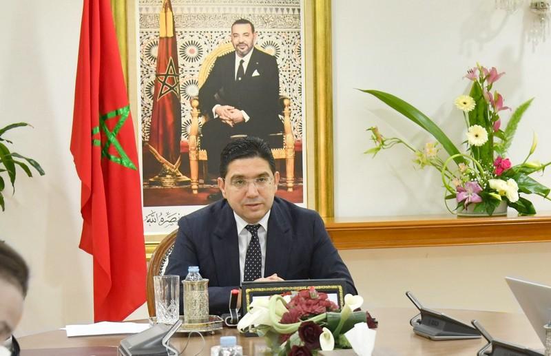 بوريطة يدعو الاتحاد الأوروبي للخروج من منطقة الراحة ودعم المغرب في صحرائه