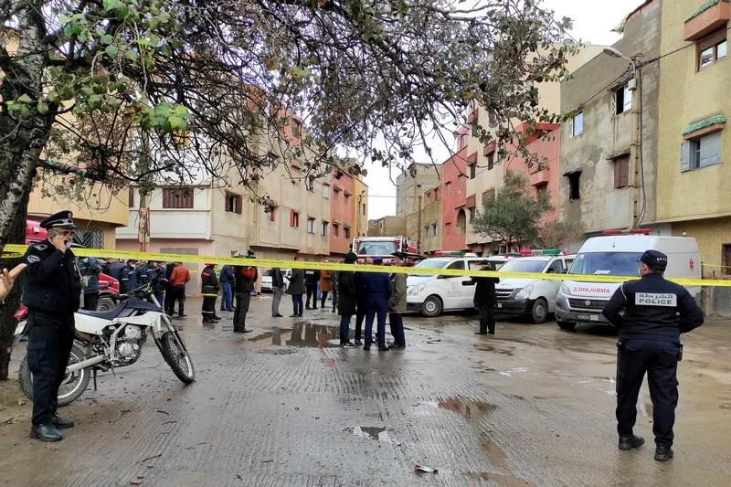 الشرطة الاسبانية تعتقل العقل المدبر لمذبحة سلا، والسبب: صراع حول الإرث