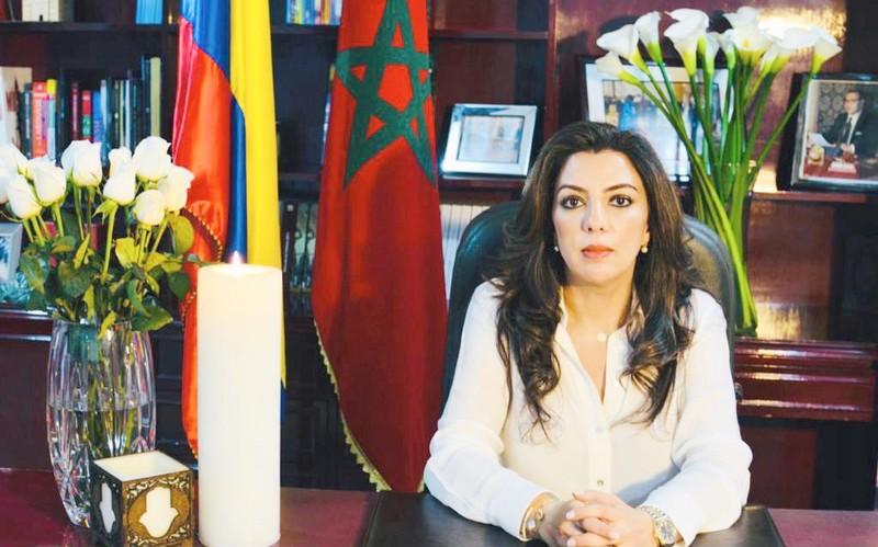 السفيرة لوداية: استراتيجية المغرب رائدة في محاصرة كورونا.. وإفريقيا نالت مساعدات ملكية